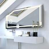 Spiegel mit Dachschräge