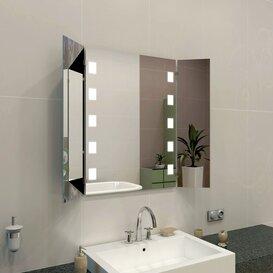 Badezimmerspiegel Dreiteilig.Klappspiegel Sind Perfekt Zum Frisieren Concept2u