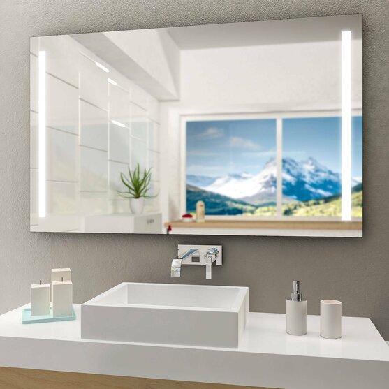 Extrem Badspiegel Led mit leuchstarken Lichtstreifen | Concept2u, 208,00 € ZF32