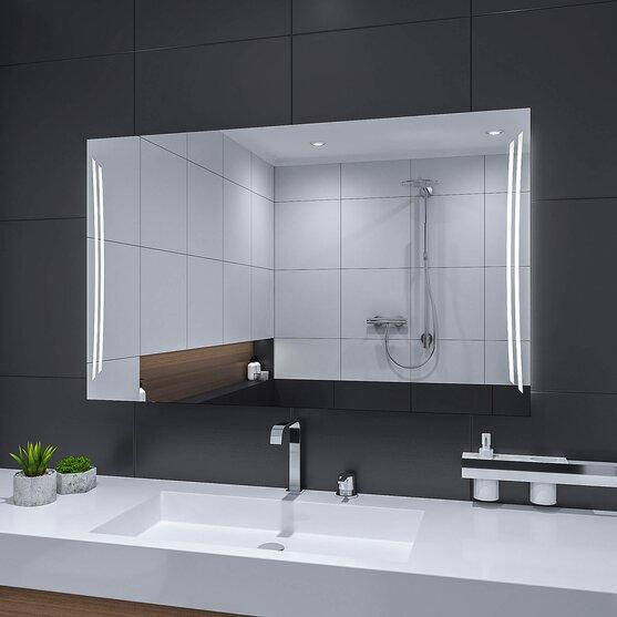 Bad Spiegel mit Beleuchtung Charme II