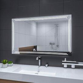 Beleuchtete Badspiegel: Hochwertige Badspiegel mit Licht